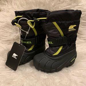 New Sorel Snow Boots